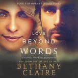 Love Beyond Words A Scottish Time Travel Romance, Bethany Claire