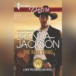 The Real Thing, Brenda Jackson