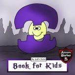 Book for Kids Diary of a Purple Creature, Jeff Child