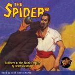 Spider #13 Builders of the Black Empire, The, Grant Stockbridge