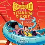 Mr. Lemoncello and the Titanium Ticket, Chris Grabenstein