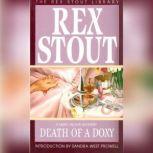 Death of a Doxy, Rex Stout
