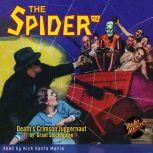 Spider #14 Death's Crimson Juggernaut, The, Grant Stockbridge