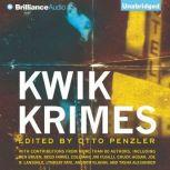 Kwik Krimes, Otto Penzler (Editor)