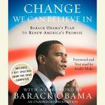 Change We Can Believe In Barack Obama's Plan to Renew America's Promise, Barack Obama
