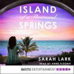 Island of a Thousand Springs, Sarah Lark