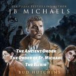 Bud Hutchins Thrillers #1-3, JB Michaels