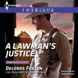 A Lawman's Justice, Delores Fossen