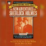 The Case of the Out of Date Murder and The Waltz of Death The New Adventures of Sherlock Holmes, Episode #7, Anthony Boucher