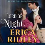 Lord of Night, Erica Ridley