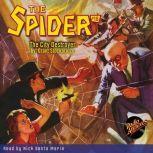 Spider #16 The City Destroyer, The, Grant Stockbridge