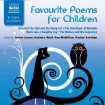 Favourite Poems for Children, A.A. Milne, Anonymous, Charles Causley, Edward Lear, Hilaire Belloc, James Reeves, John Clare, John Keats, Kenneth Grahame, Laura Richards, Lewis Carroll, Oliver Herford, Robert Browning, Robert Louis Stevenson, Rudyard Kipling, Sarah Catherine Marine, Th