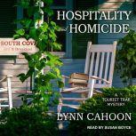 Hospitality and Homicide, Lynn Cahoon