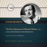 The New Adventures of Sherlock Holmes, Vol. 1, Hollywood 360
