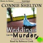 Weddings Can Be Murder Charlie Parker Series, 16