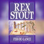 Fer-De-Lance, Rex Stout