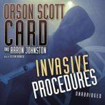 Invasive Procedures, Orson Scott Card and Aaron Johnston