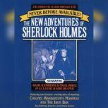 Colonel Warburton's Madness and The Iron Box The New Adventures of Sherlock Holmes, Episode #8, Anthony Boucher