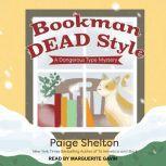 Bookman Dead Style, Paige Shelton