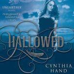 Hallowed An Unearthly Novel, Cynthia Hand