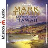 Letters From Hawaii, Mark Twain
