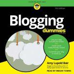 Blogging For Dummies 7th Edition, Amy Lupold Bair