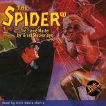 Spider #18 The Flame Master, The, Grant Stockbridge