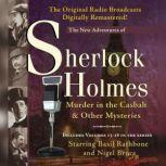 Murder in the Casbah and Other Mysteries New Adventures of Sherlock Holmes, Anthony Boucher