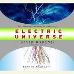 Electric Universe How Electricity Switched on the Modern World, David Bodanis