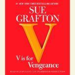 V is for Vengeance, Sue Grafton