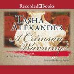 A Crimson Warning, Tasha Alexander