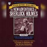 The Scandal in Bohemia and The Second Generation The New Adventures of Sherlock Holmes, Episode #9, Anthony Boucher