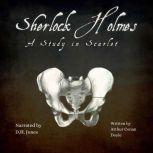 Sherlock Holmes A Study in Scarlet, Arthur Conan Doyle