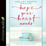 Hope Your Heart Needs 52 Encouraging Reminders of How God Cares for You, Holley Gerth