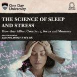 Science of Sleep and Stress, The How they Affect Creativity, Focus, and Memory, Jessica Payne