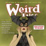 Weird Tales: The Return Of The Magazine That Never Dies, Josh Malerman