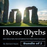 Mythology: Celtic Folklore, Myths, Gods and Goddesses from Ireland, Scotland and England, Bernard Hayes