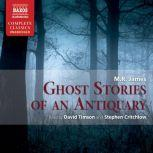 Ghost Stories of an Antiquary, M.R. James