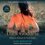 Journey to the Dark Goddess How to Return to Your Soul, Jane Meredith