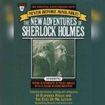 In Flanders Fields and The Eyes of Mr. Leyton The New Adventures of Sherlock Holmes, Episode #10, Anthony Boucher