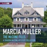 The McCone Files, Marcia Muller