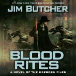 Blood Rites, Jim Butcher