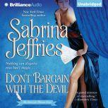 Don't Bargain with the Devil, Sabrina Jeffries