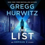 The List An Orphan X Short Story, Gregg Hurwitz