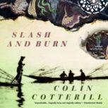 Slash and Burn The Dr. Siri Investigations, Book 8, Colin Cotterill