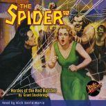 Spider #21 Hordes of the Red Butcher, The, Grant Stockbridge
