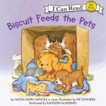 Biscuit Feeds the Pets, Alyssa Satin Capucilli
