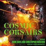 Cosmic Corsairs, Hank Davis