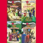 Adventure Bible I Can Read Collection Level 2, Zondervan