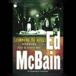 Learning To Kill, Ed McBain